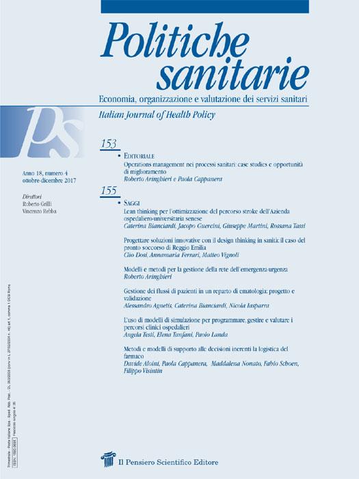 2017 Vol. 18 N. 4 Ottobre-Dicembre